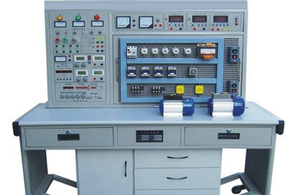 x62w万能铣床电路图; 电工电子及电力拖动实训室